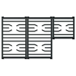 WolfProfessional Gas Cooktop Transitional Grates