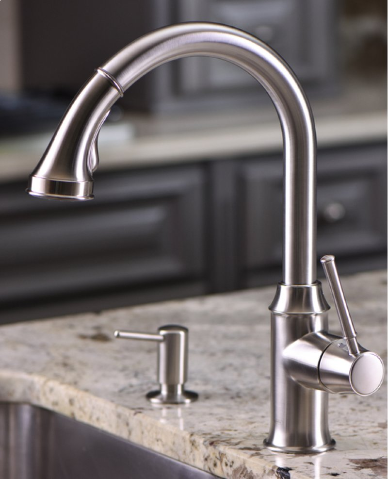 04215800 in Stainless Steel Finish by Hansgrohe in New Milford, CT ...