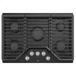 "GE ProfileGE PROFILE(TM) 30"" Built-In Gas Cooktop"