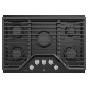 "GE ProfileSeries 30"" Built-In Gas Cooktop"