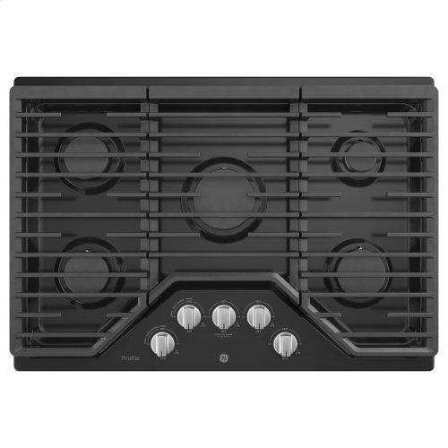 "GE Profile™ Series 30"" Built-In Gas Cooktop"