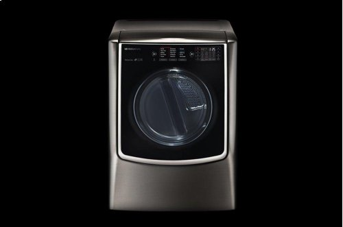 LG SIGNATURE 9.0 cu. ft. Large Smart wi-fi Enabled Electric Dryer w/ TurboSteam