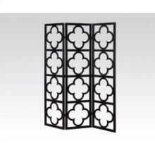 Bk 3-panel Wooden Screen