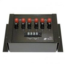 Speaker Level A-B Switcher; 12V-Triggered SPK-1