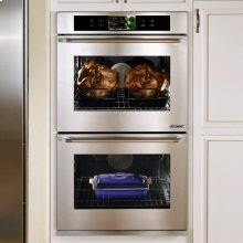 """Discovery 30"""" iQ Double Wall Oven, part of DacorMatch Color System"""