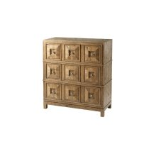 Loren Chest of Drawers, Echo Oak