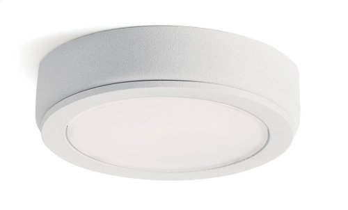 4D Series 12V 3000K LED Accent Disc White