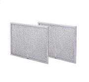 Frigidaire 11.5'' x 10'' Aluminum Range Hood Filters, 2 Pack Product Image