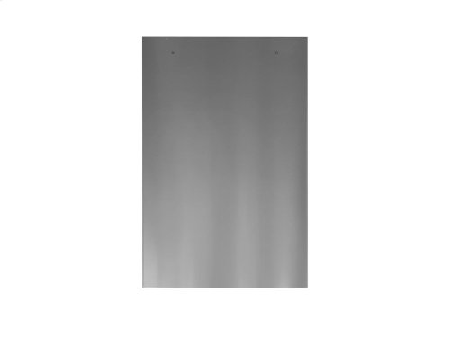 """Stainless Steel Panel for 18"""" Dishwasher Stainless"""
