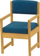 Dining Arm Chair, Fabric Product Image