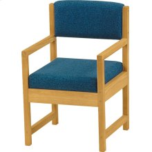 Dining Arm Chair, Fabric