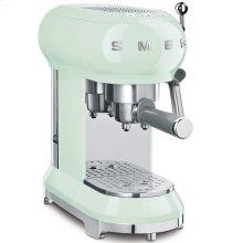 Espresso Coffee Machine Pastel Green