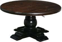 High/Low Cocktail Table
