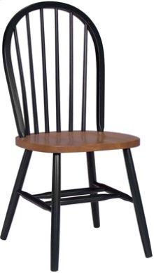 Windsor Chair Cherry & Black