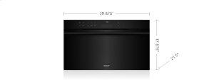"30"" E Series Contemporary Convection Steam Oven"