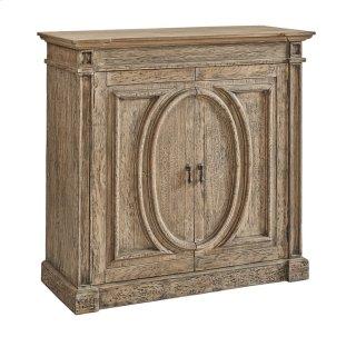 Ovoidal Cabinet