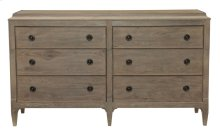 Auberge Dresser in Auberge Weathered Oak (351)