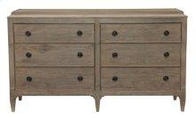Auberge Dresser in Auberge Weathered Oak (351)