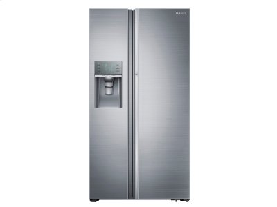 29 cu. ft. Side-by-Side Food ShowCase Refrigerator with Metal Cooling Product Image