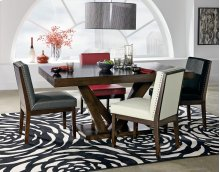 42 In. Square Table