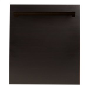 Zline KitchenOil-Rubbed Bronze Dishwasher
