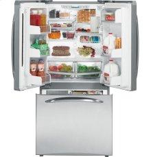 GE Profile™ 22.2 Cu. Ft. Bottom-Freezer Refrigerator with Internal Dispenser