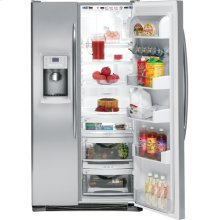 GE Profile Counter-depth 23.2 Cu. Ft. Stainless Side-by-Side Refrigerator
