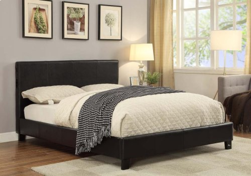 Eastern King Bluetooth Bed