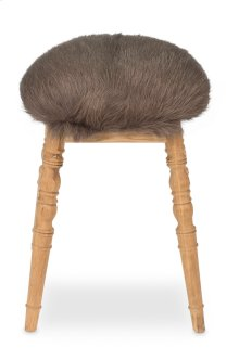 Winoma Stool, Brown