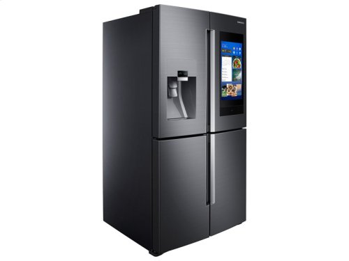 28 cu. ft. 4-Door Flex with 21.5 in. Connected Touch Screen Family Hub Refrigerator