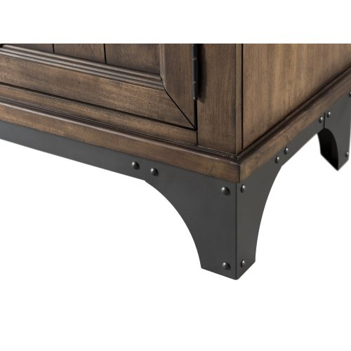 """Living - Whiskey River 60"""" Console"""