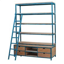 Hoxton Bookcase with Ladders
