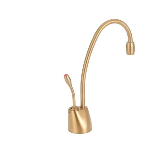 Indulge Contemporary Hot Only Faucet (F-GN1100-Brushed Bronze)