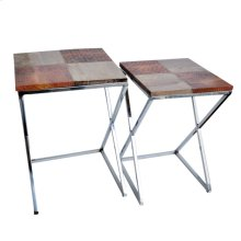 S/2 Side Tables