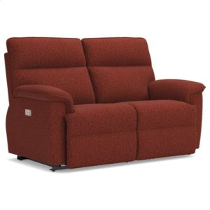 Jay PowerRecline La-Z-Time® Full Reclining Loveseat w/ Power Headrest