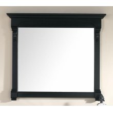 "Brookfield 47.25"" Mirror, Antique Black"