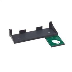 Fold-Up Keyboard Tray, Black