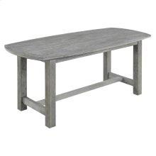 Gather Table-slate Finish