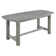 Gather Table-slate Finish