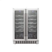 Dual Zone 36 Bottle Wine Cooler Product Image