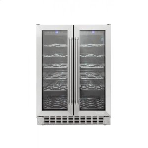 ThorDual Zone 36 Bottle Wine Cooler