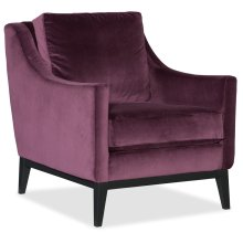 Domestic Living Room Cheekie Exposed Wood Chair
