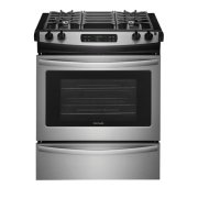 30'' Slide-In Gas Range Product Image