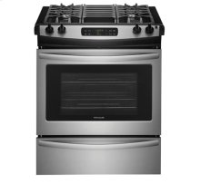 30'' Slide-In Gas Range