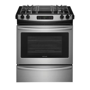 Frigidaire30&/cooking/ranges/gas-slide-in-ranges/039;&/cooking/ranges/gas-slide-in-ranges/039; Slide-In Gas Range