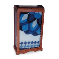 Large Quilt Display Case Product Image