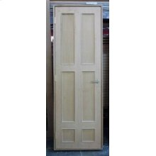 Wood Door - Old Stock