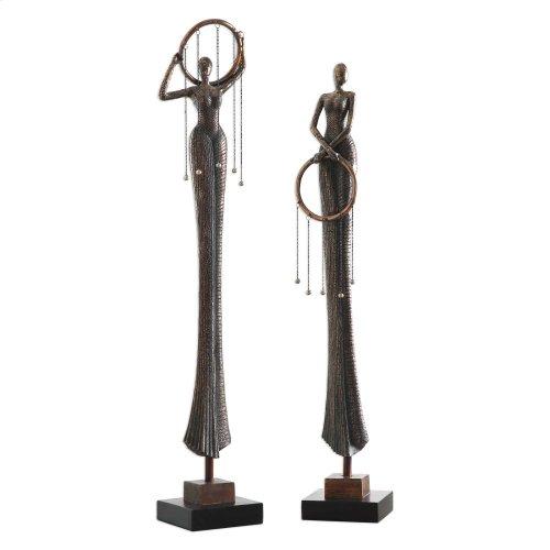 Ring Dance Figurines, S/2