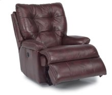 Clarke Leather Recliner w/ Power