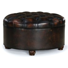 Roswell Cocktail Ottoman